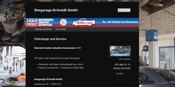 Seegarage-Schmidli