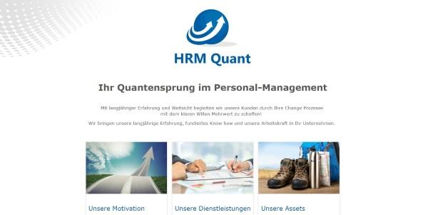 HRM-Quant