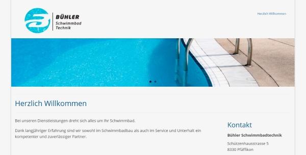 Buehler-Schwimmbad.ch